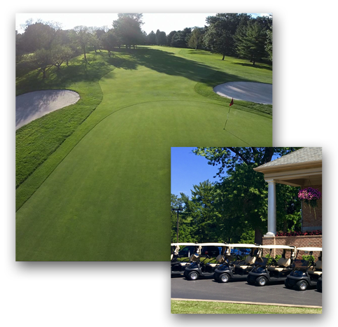 Buhl Park Golf Photos