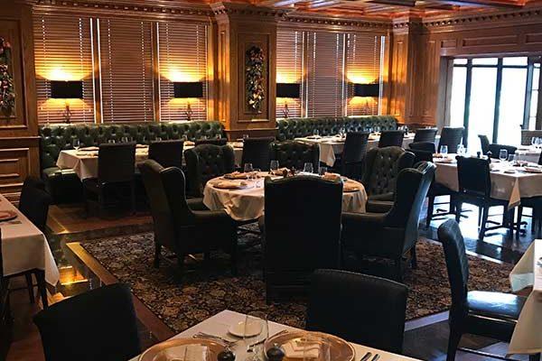 Gatsby's Dining Room