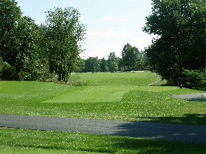 Squaw Creek Golf Course Hole 2