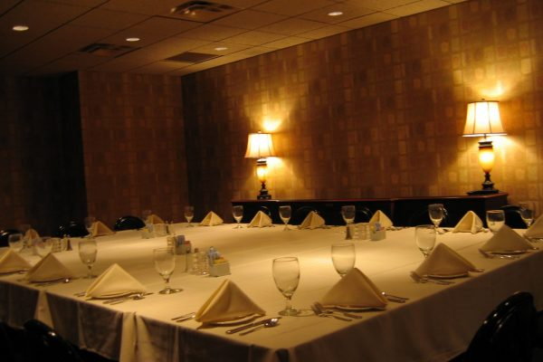 Private Dining at Buhl