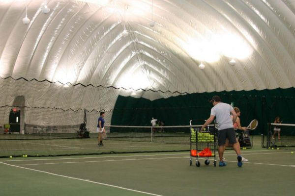Indoor Tennis Academy